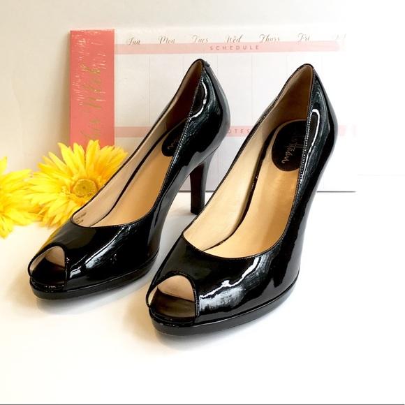 63b80b645d21 Cole Haan Shoes - Cole Haan Air Carma Peep Toe Pump